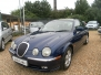 Jaguar S-TYPE 3.0 automatic V6 SE